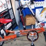 「Type FOLDING」誕生 その4 東京国際自転車展 2000