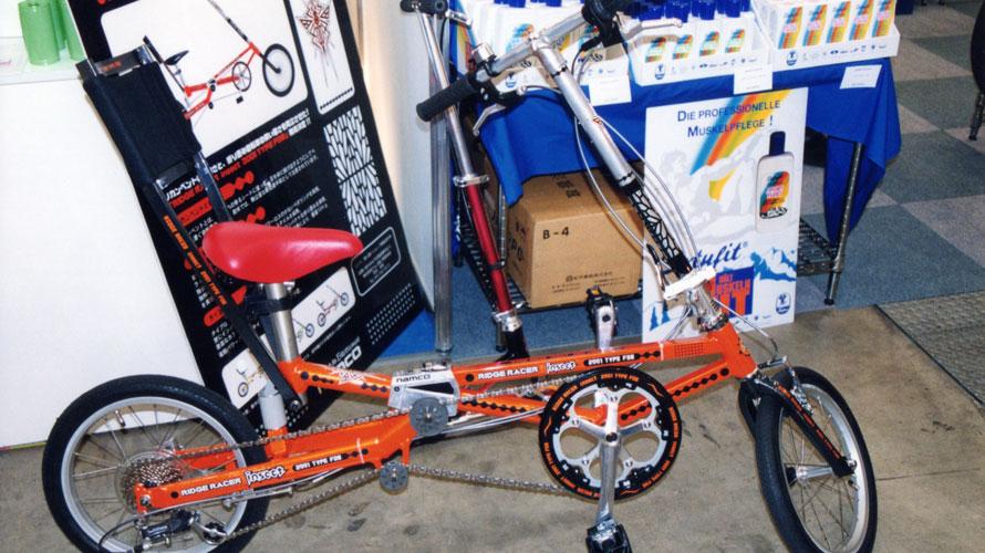 タルタルーガ自転車タイプF試作