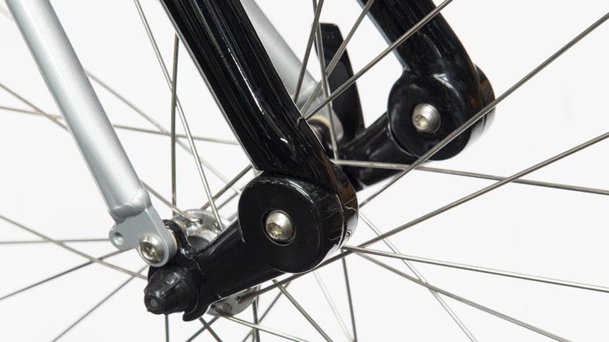 タルタルーガ自転車タイプSフロントサスペンション