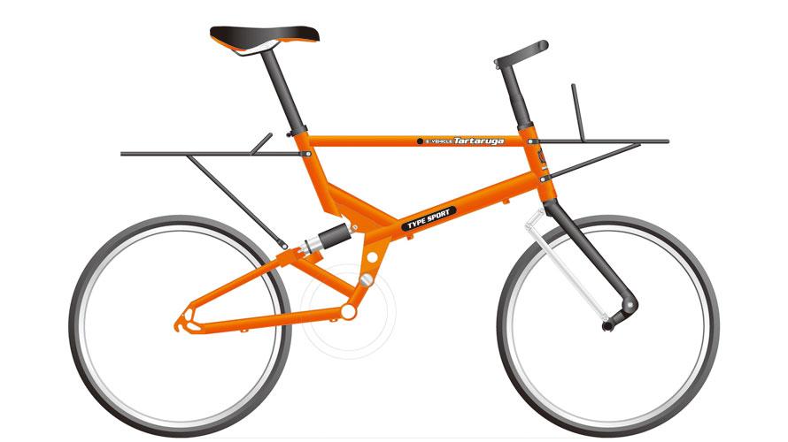 タルタルーガ自転車タイプS初期イメージ