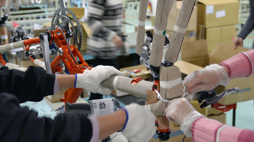 タルタルーガ自転車タイプS生産