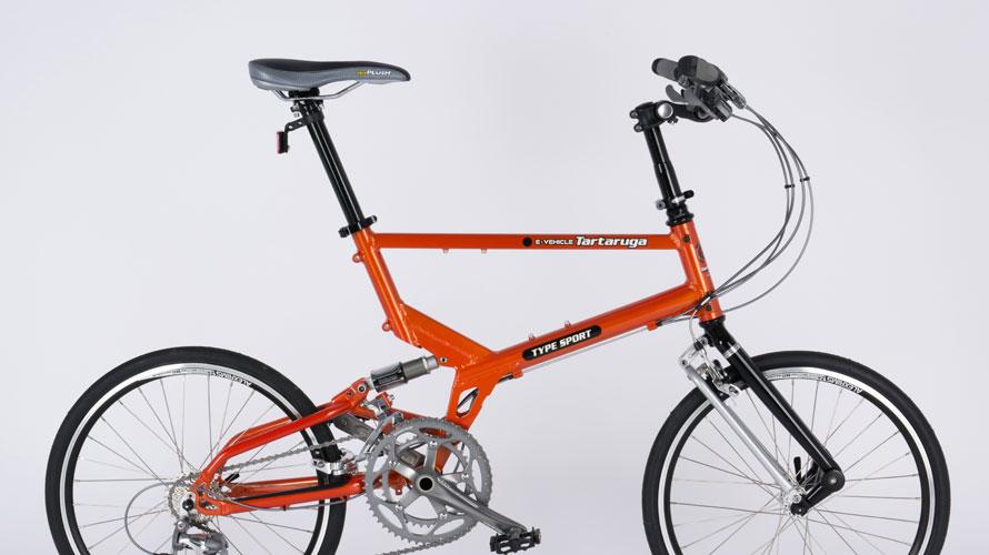 タルタルーガ自転車タイプS
