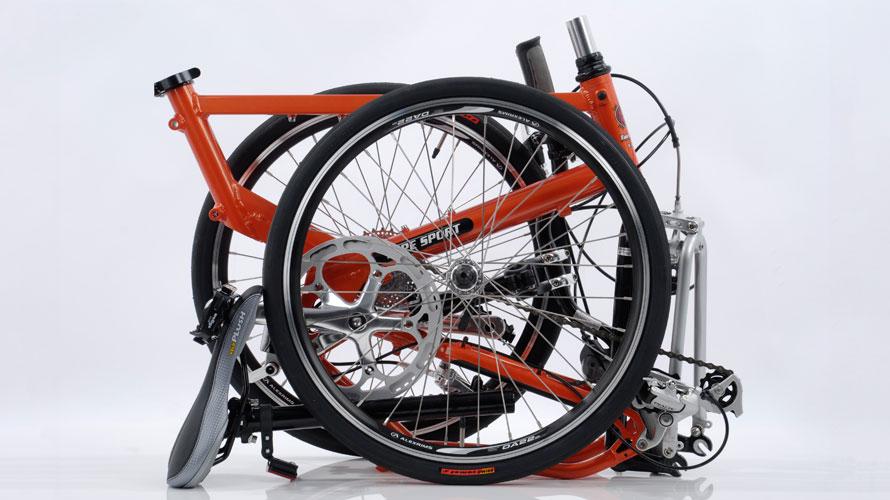 タルタルーガ自転車タイプSフルフォールディング
