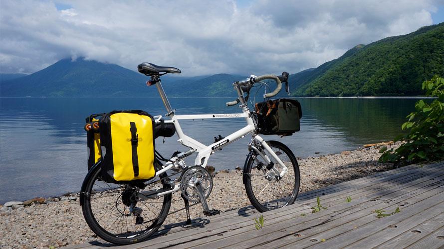 自転車と旅タルタルーガ