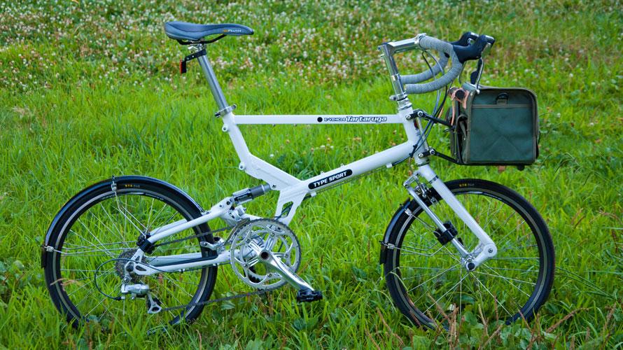 タルタルーガ自転車タイプSフェンダー