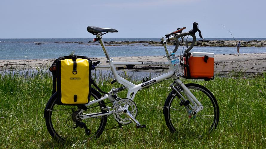 タルタルーガ自転車輪行釣~リング