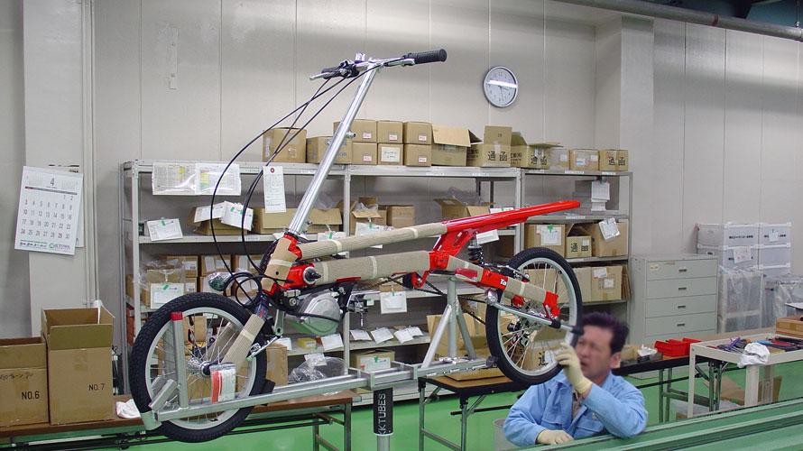 タルタルーガ自転車タイプRE