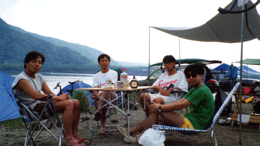 タルタルーガキャンプ