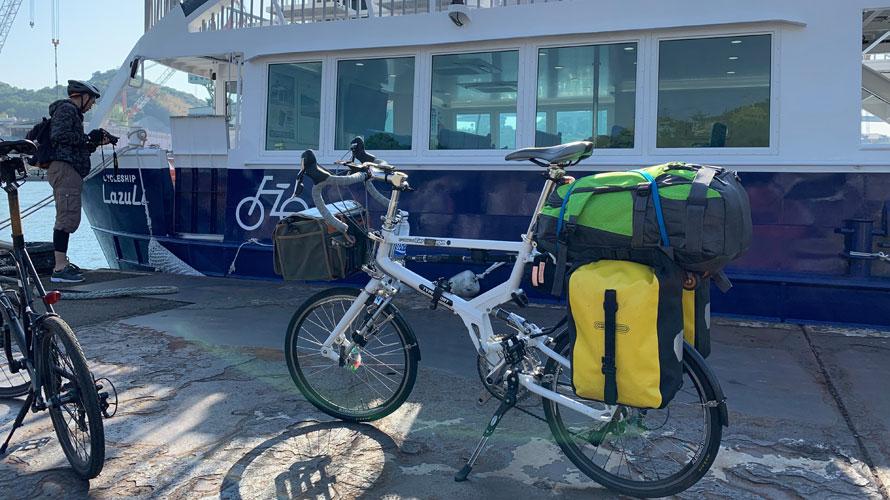 タルタルーガ自転車タイプスポルトミニベロツーリングフェス