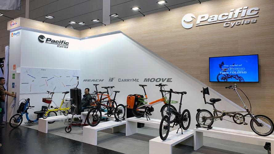 タルタルーガ自転車展示会ユーロバイク