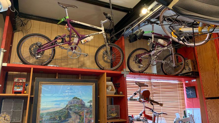 タルタルーガ自転車宿野輪天堂