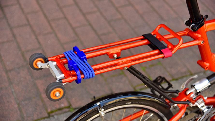 タルタルーガ自転車タイプS専用リアキャリアー