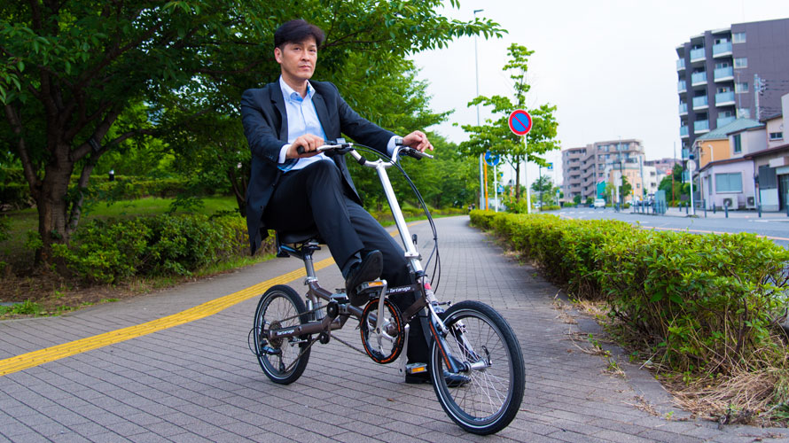 タルタルーガ自転車通勤タイプフォールディング