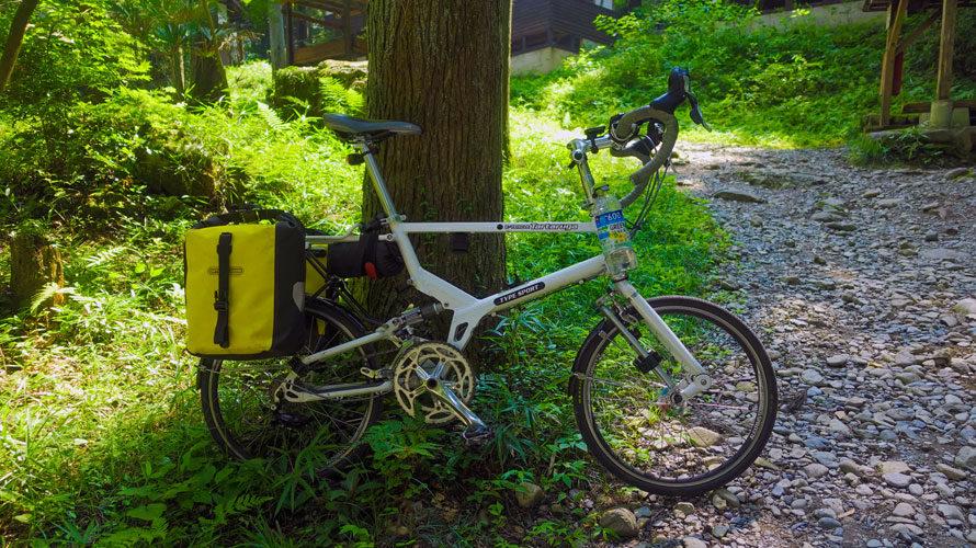 タルタルーガ自転車TypeSPORTキャンプツーリング