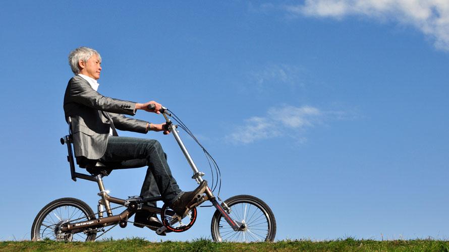 タルタルーガ自転車タイプフォールディング