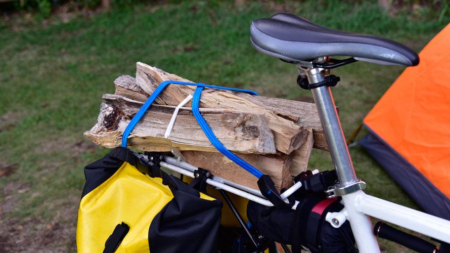 タルタルーガ自転車キャンプツーリング2020