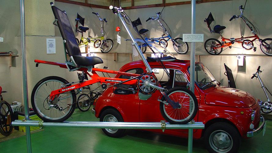 タルタルーガ自転車バイクデザイナーズミーティング