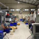 CNCマシニング