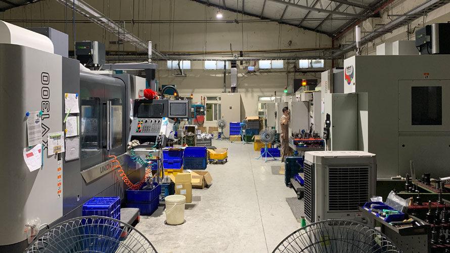 タルタルーガ自転車CNCマシニング