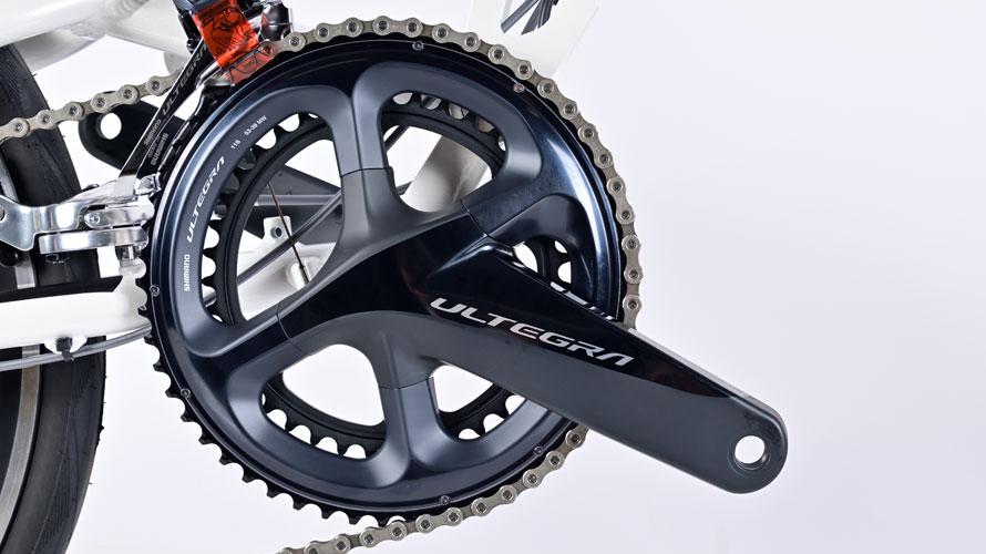 タルタルーガ自転車20周年記念モデル
