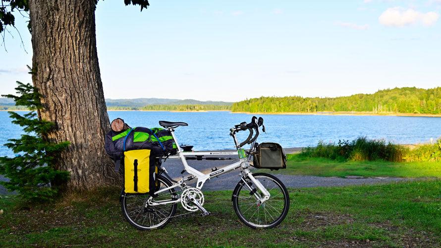 タルタルーガ自転車TypeSPORTキャンプ釣~リング